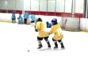developing team play in young hockey players