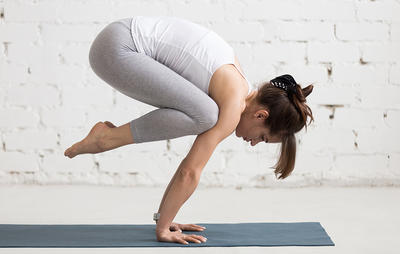 Some Yogis Love Challenge Poses The Post Pose High Cannot Be Denied And Now Were More Inspired Than Ever With Advanced Asana Being Displayed