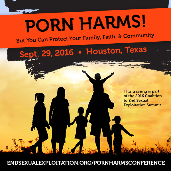 3rd Annual Coalition To End Sexual Exploitation 2016 Summit