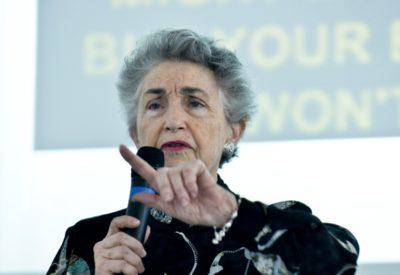 Zagreb, 29.01.2013 - Predavanje kontroverzne Judith Reisman na Fakultetu politickih znanosti