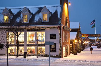 Newport rhode island christmas winter 522680550