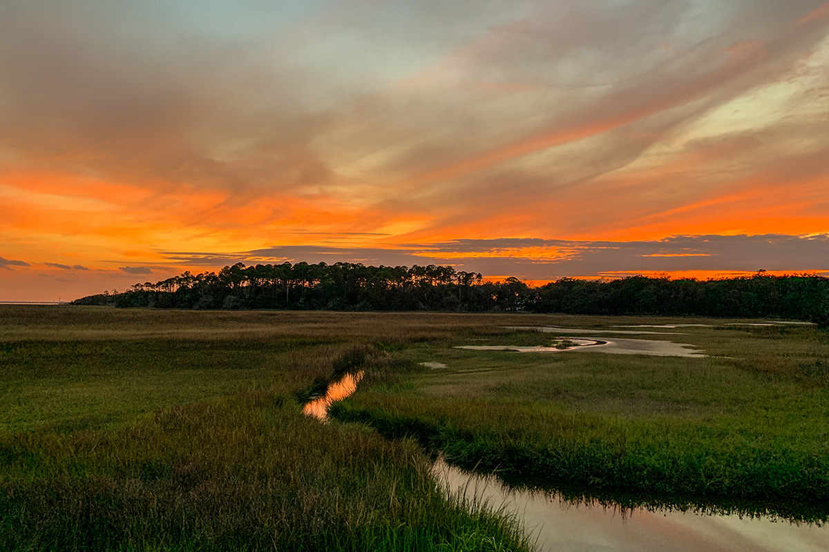 Craneisland scenery sunset2