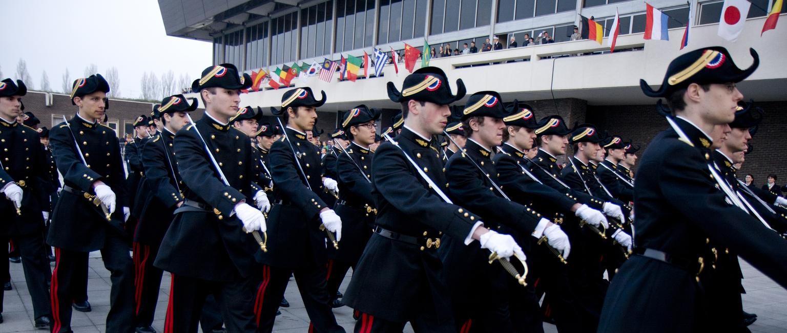 Polytechnique militaires %c2%a9 e%cc%81cole polytechnique j. barande