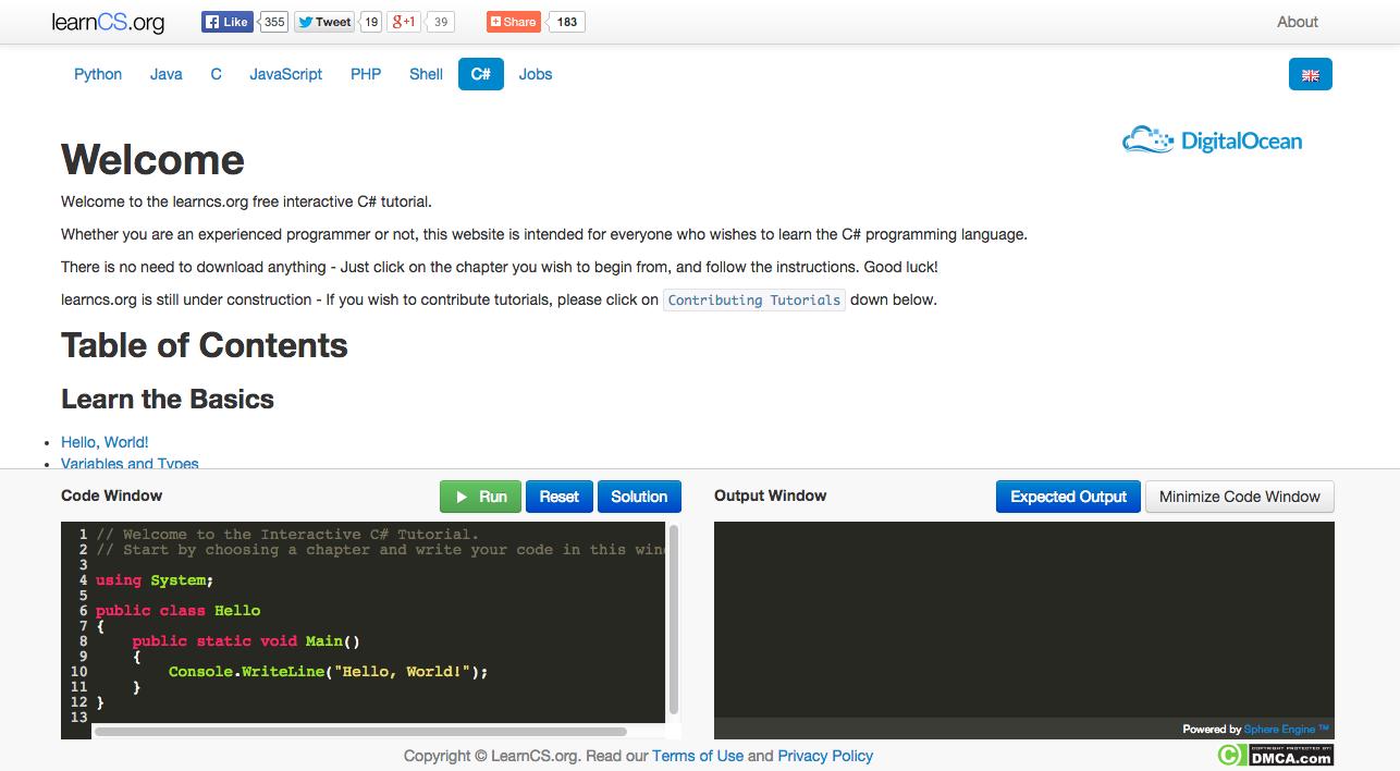 Learn Java  Free Interactive Java Tutorial