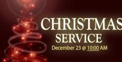 Christmas-Service-website