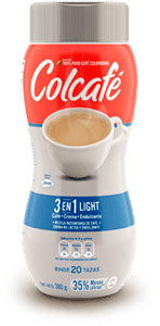 Colcafé 3 en 1 Light