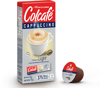Colcafé Cappuccino light