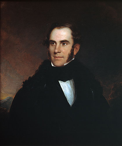 Portrait of Thomas Cole
