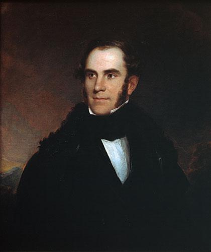 Portrait of Thomas Cole