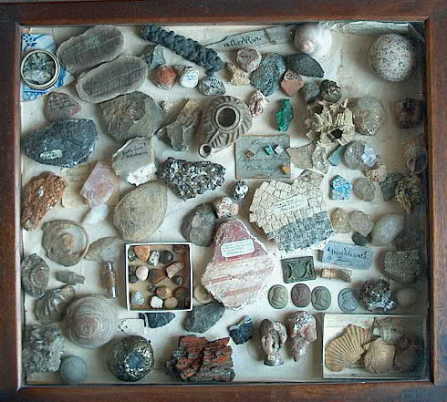 Thomas Cole's Rock Collection