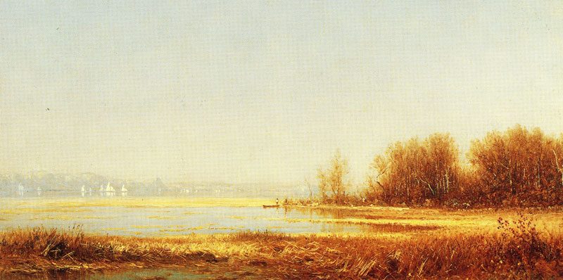 Marshes on the Hudson