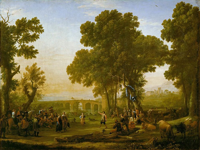 The Village Fête (<em>La Fête Villageoise</em>)