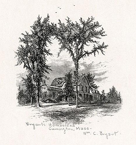 Bryant's HomesteadBryant's Homestead, Cummington, Mass.