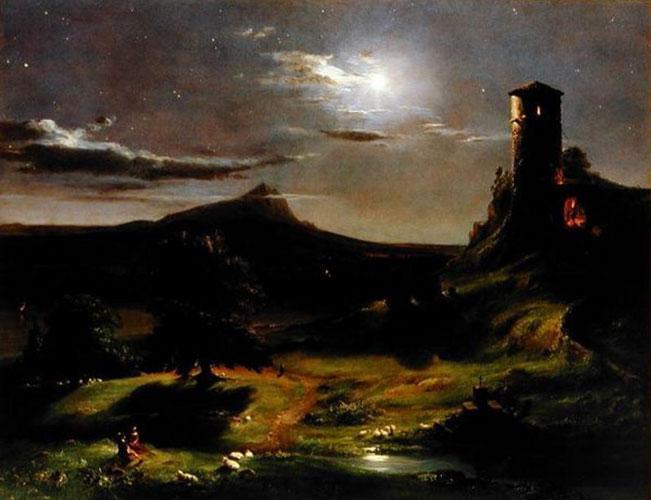 Landscape (Moonlight)