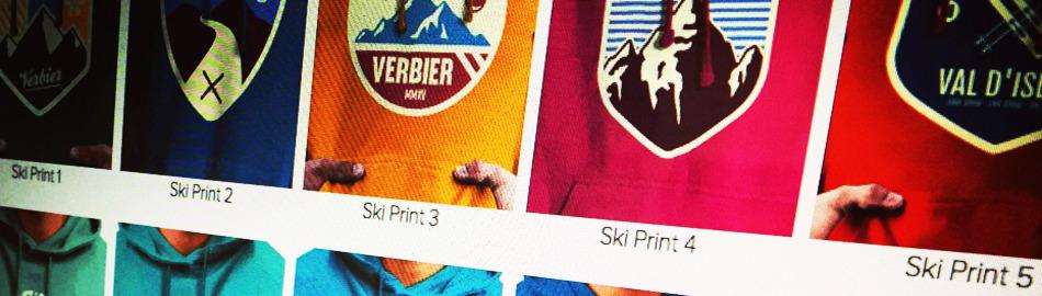 Ski hoodies