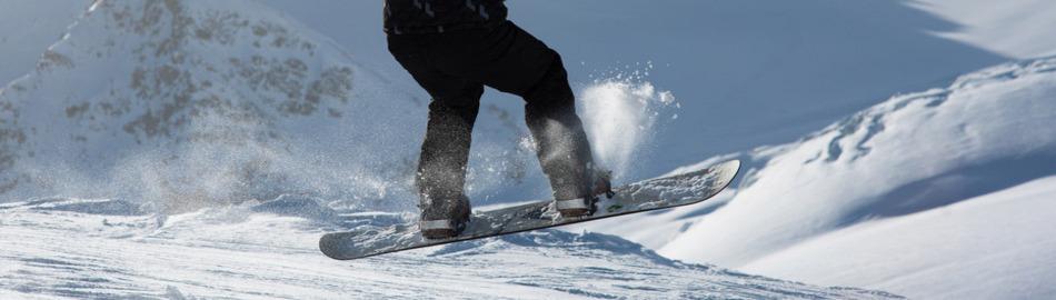 Xgames snowboarder