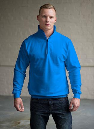 Sophomore zip sweatshirt