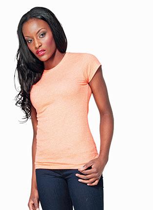 Softstyle ladies ringspun t shirts