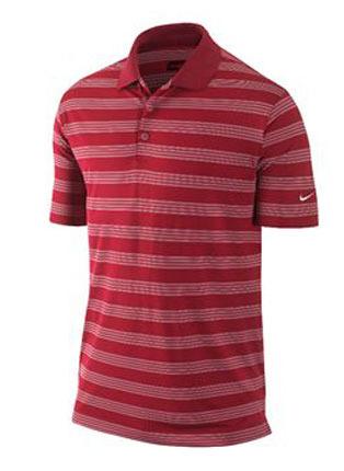 Nike tech stripe polo
