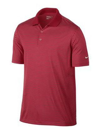 Nike victory stripe polo