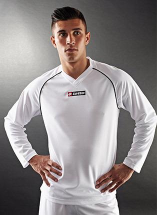 Kit football shirt long sleeve juniors