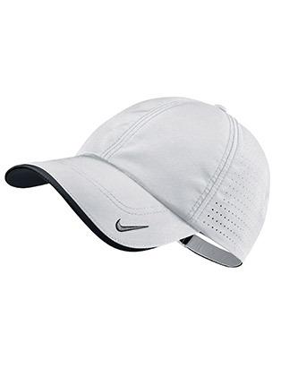 Nike perforated blank cap