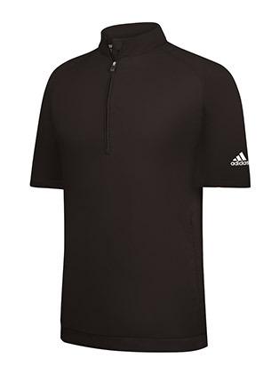 Adidas short sleeve windshirt