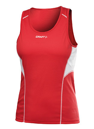 Womens singlet racing vest