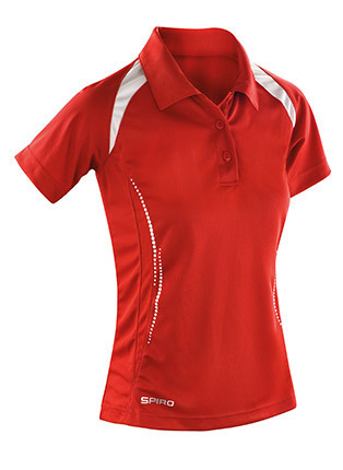 Womens spiro team spirit polo
