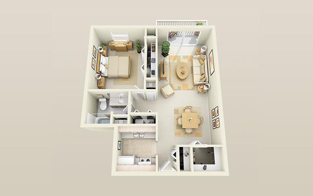 Bedroom Apartments In Kalamazoo Mi Near Wmu