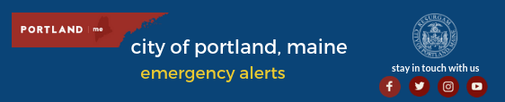 City of Portland Emergency Alerts