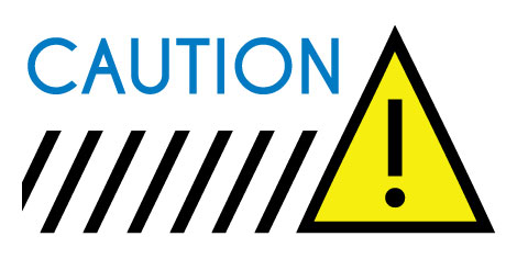 Caution Graphic