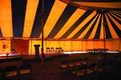 Revival Tent by Jerry Siegel