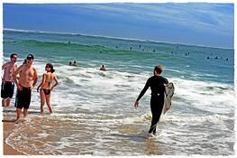 Beach_goers