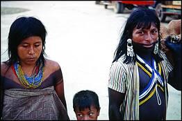 Embera_family