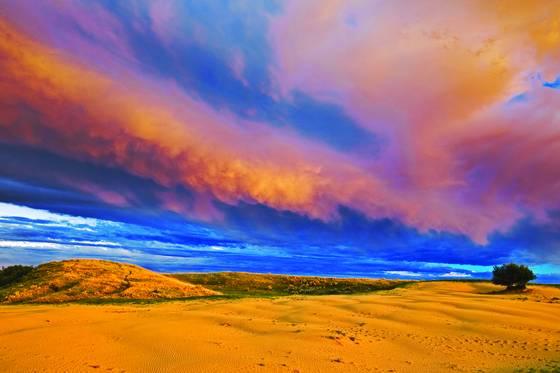 Sand_dune_sunset