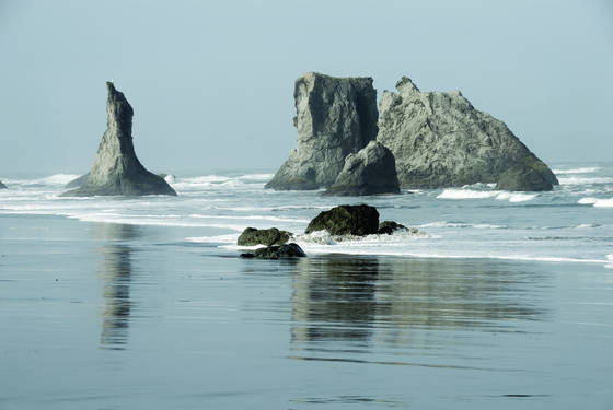 Bandon sea stacks 1