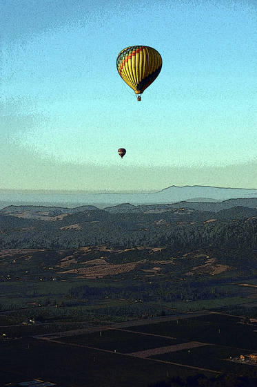 Over_napa_california