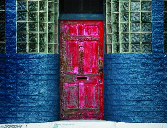 The_red_door