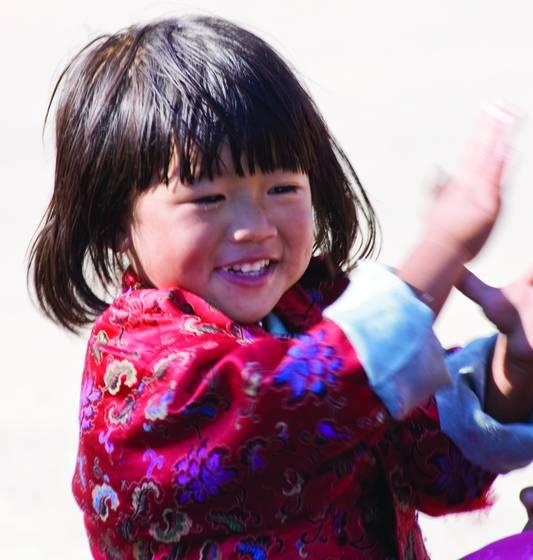 Bhutanese_girl