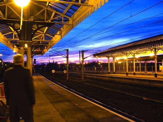 York_station