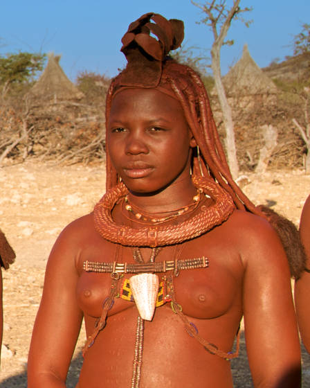 Himba_woman