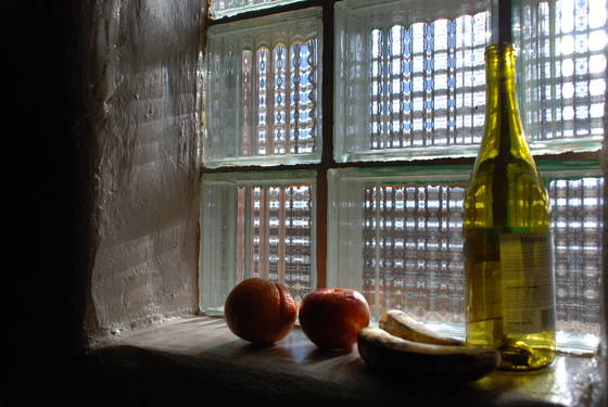 Still life in room 16