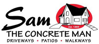 Website for Sam the Concrete Man Inc