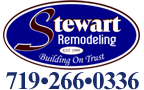 Website for Stewart Remodeling