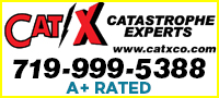 Website for CAT-X Restoration, Airduct & Carpet Cleaning