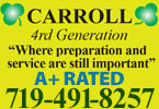 Website for Carroll Painting