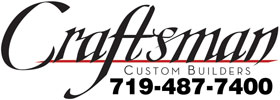 Website for Craftsman Custom Builders Inc