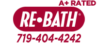 Website for Re-Bath for Southern Colorado