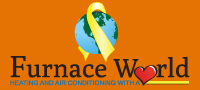 Website for Furnace World Heating & AC